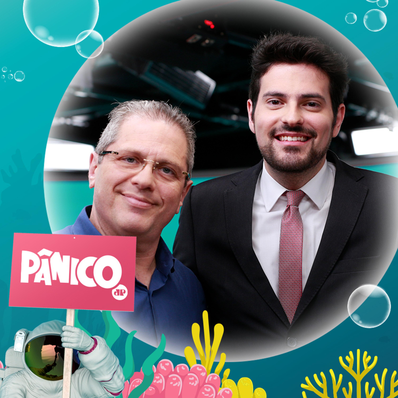 Dr. Jean Gorinchteyn e Augusto D'Urso   PÂNICO - 10/02/2020