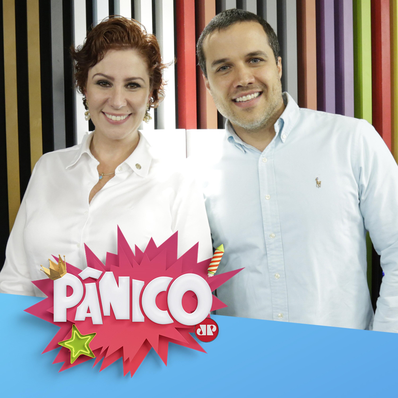 Carla Zambelli e Felipe Moura Brasil - Pânico - 16/08/19