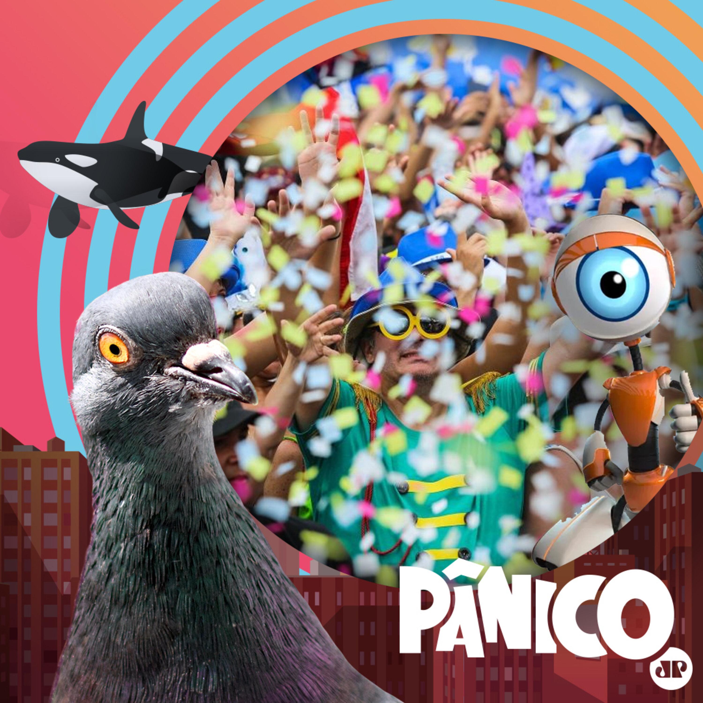 As TRETAS do BBB20 e os problemas do Carnaval   PÂNICO - 17/02/2020