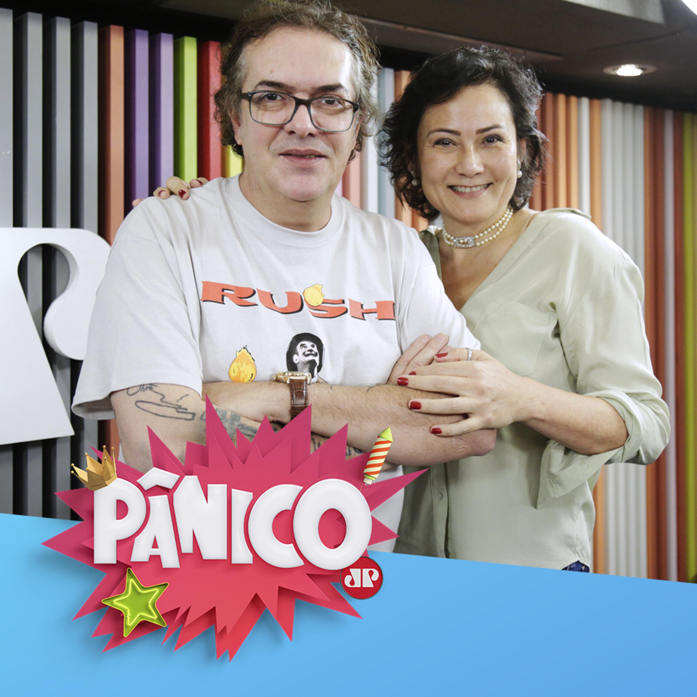 Doleira Nelma Kodama e Claudio Tognolli - Pânico - 07/08/19