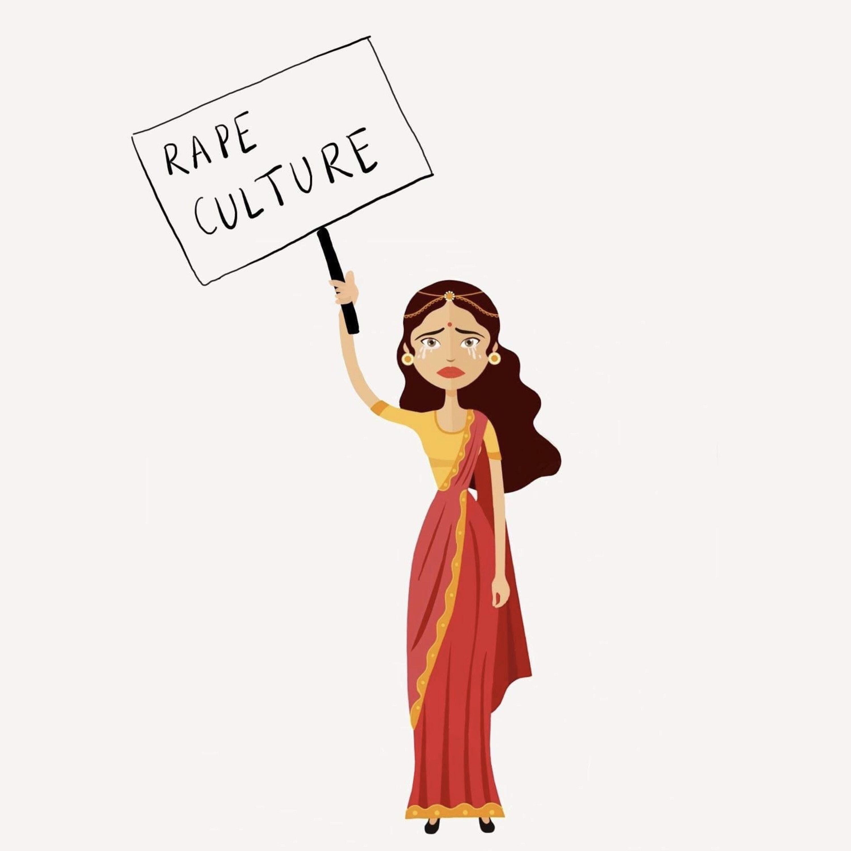 RAPE CULTURE. Image