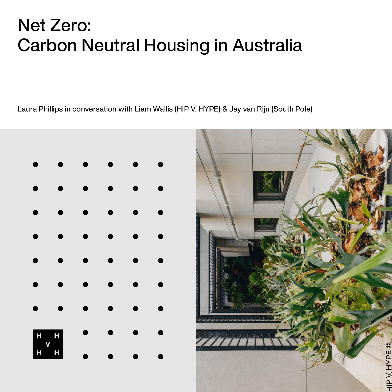 Net Zero | Carbon Neutral Housing in Australia