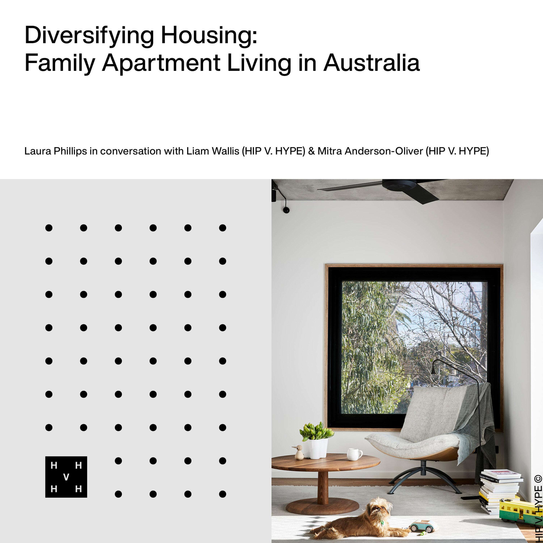 Diversifying Housing | Family Apartment Living in Australia