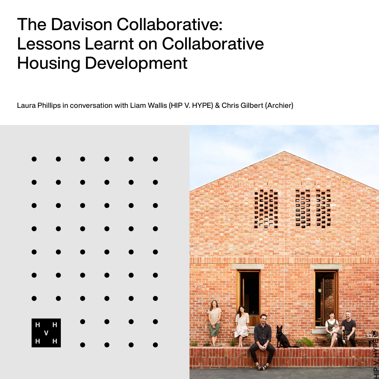 The Davison Collaborative | Lessons Learnt on Collaborative Housing Development