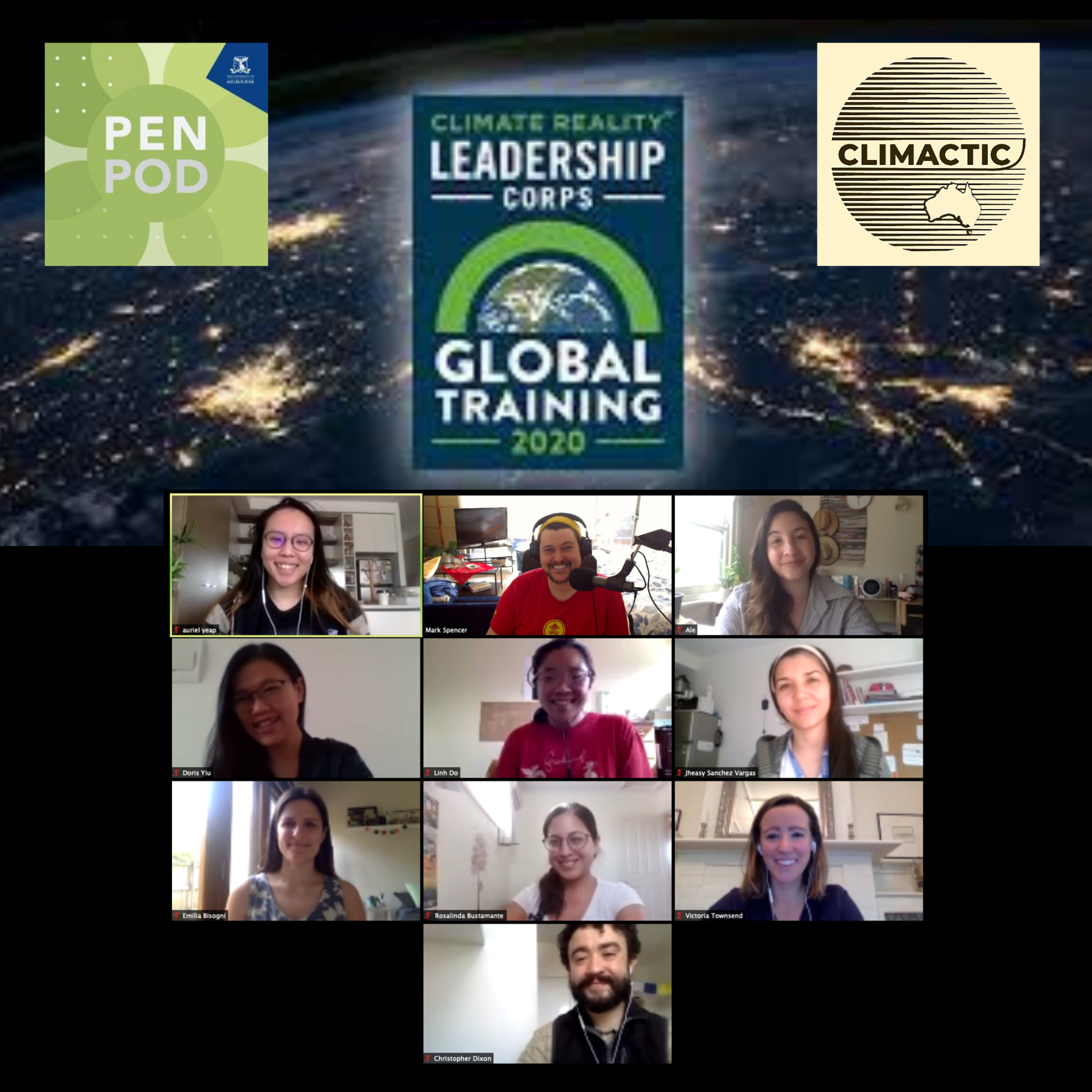 BONUS | A Roundtable Chat with 8 New Climate Reality Project Leaders