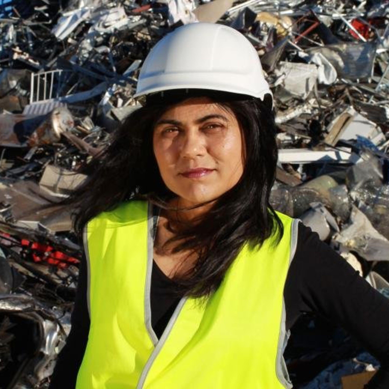 Veena Sahajwalla — Local Manufacturing, what a Circular Economy would really look like