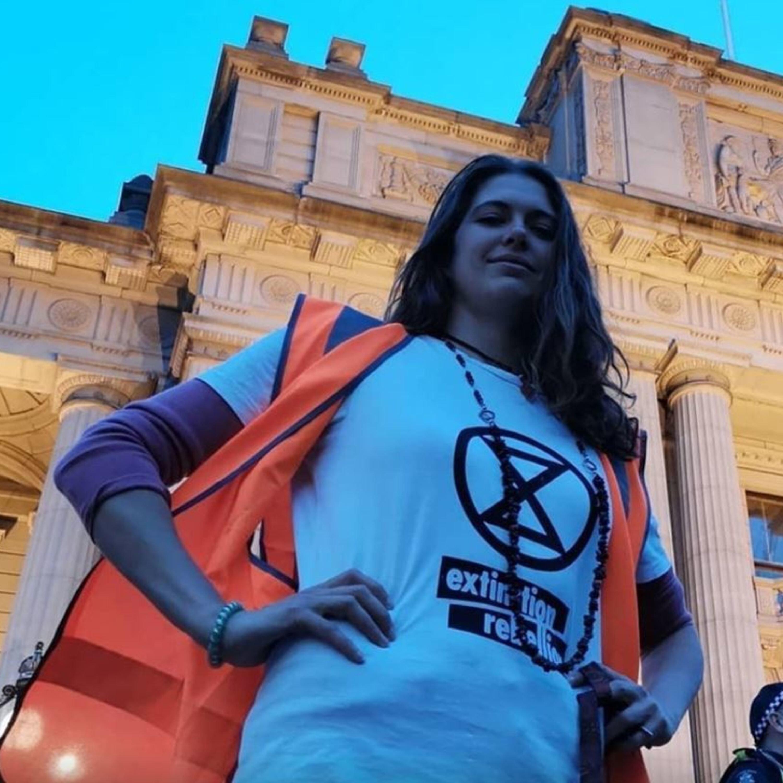 Violet Coco — My Arrest Story   Extinction Rebellion Victoria