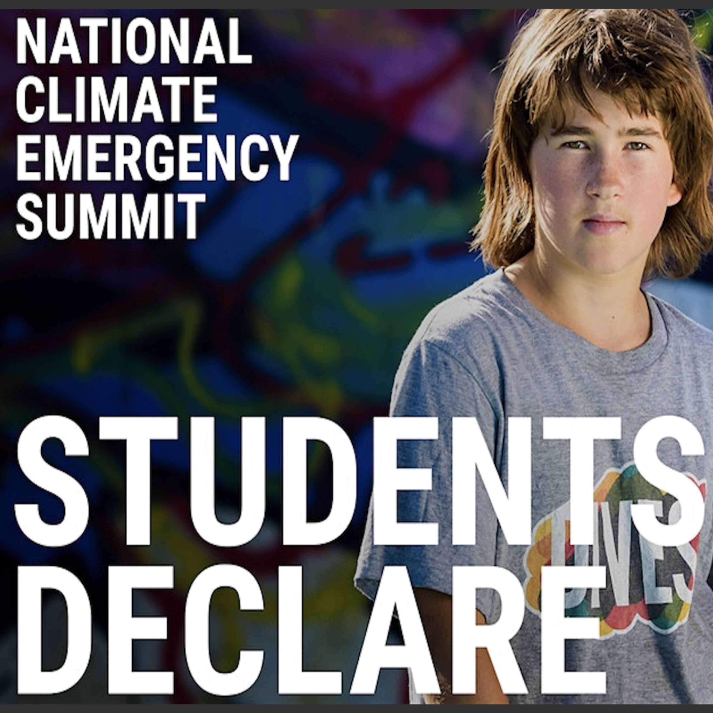 On Schools Declaring Climate Emergency w/Marco Belomo & Zel Whiting
