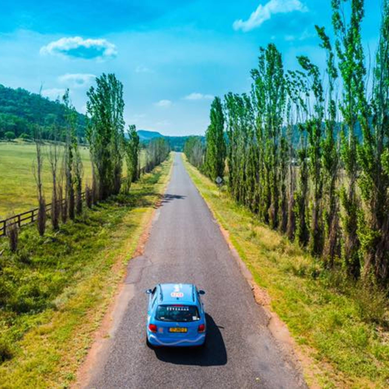 Wiebe Wakker — The 33 Country EV Roadtrip
