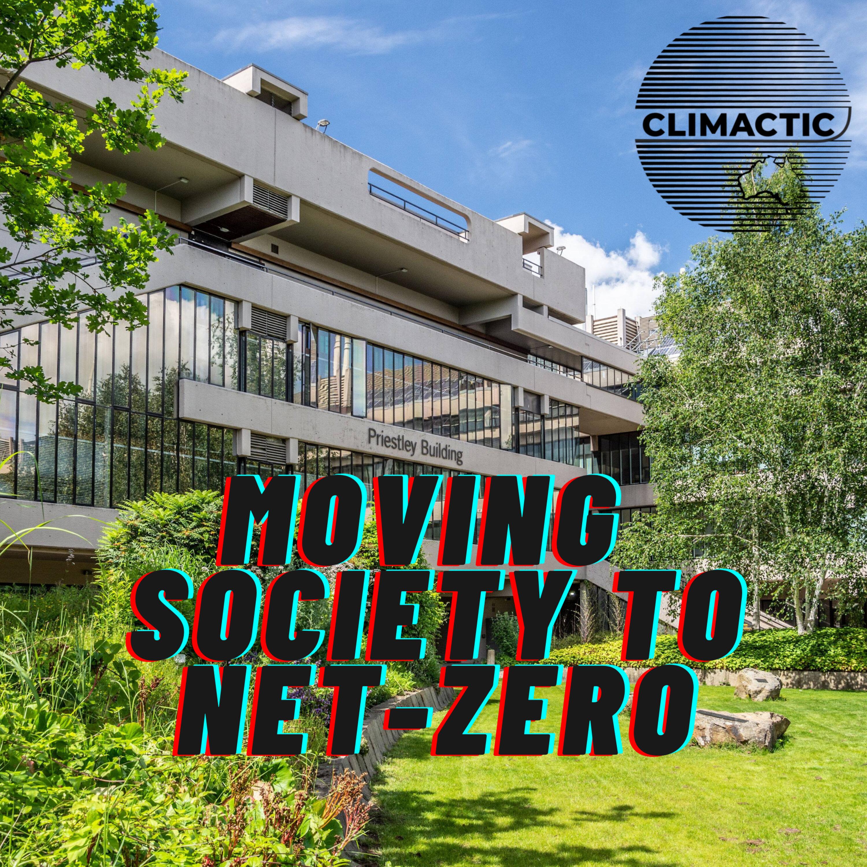 Priestley Centre   Moving society to net-zero