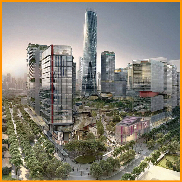 从基础建设到进军房市 中交房地产如何扩张海外版图?