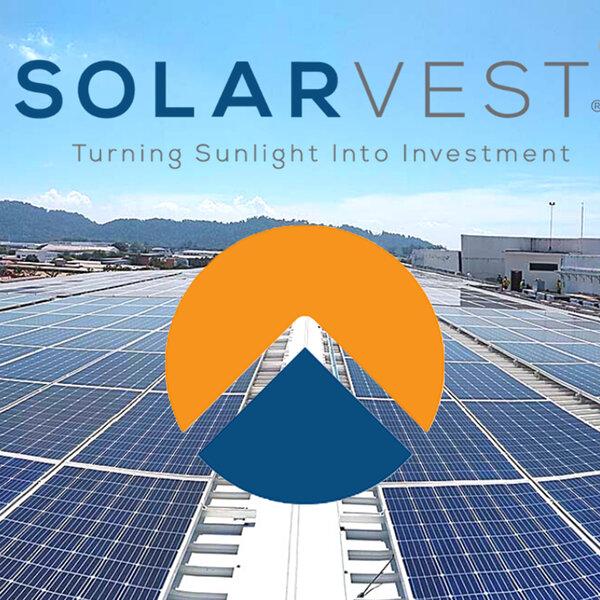 大马四季如夏,Solarvest凭借太阳能一枝独秀!| 烤问张俊雄
