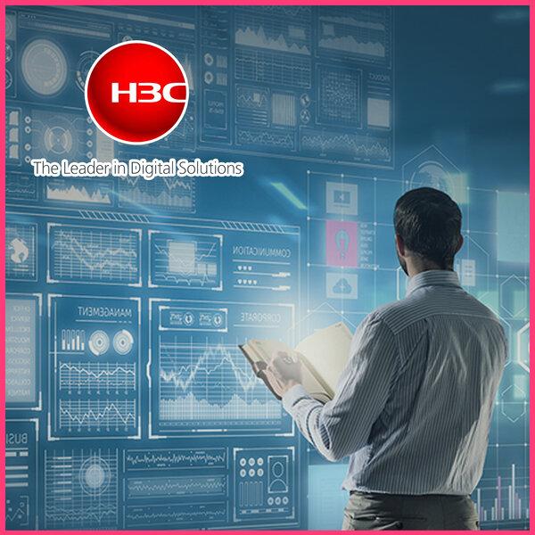 数字解决方案领导者H3C,愿携本地厂家,共同为大马转型!
