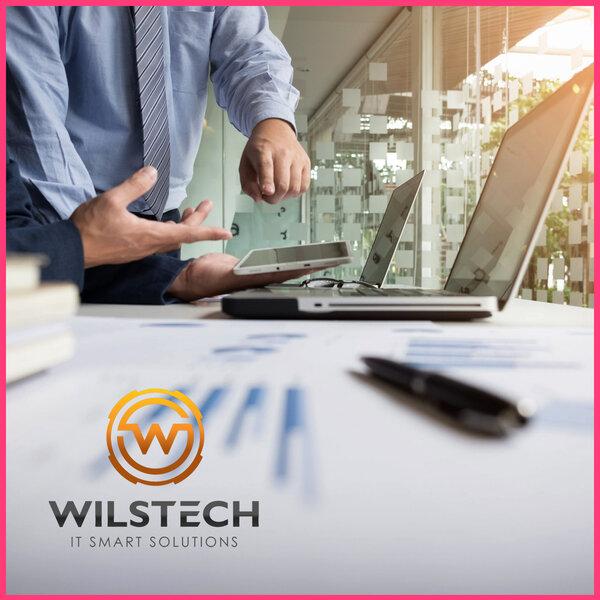 中小企业数码转型 — Wilstech 助工作模式改头换面