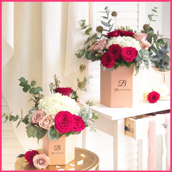 BloomThis 花卉礼品电商平台 — 人性化服务最暖
