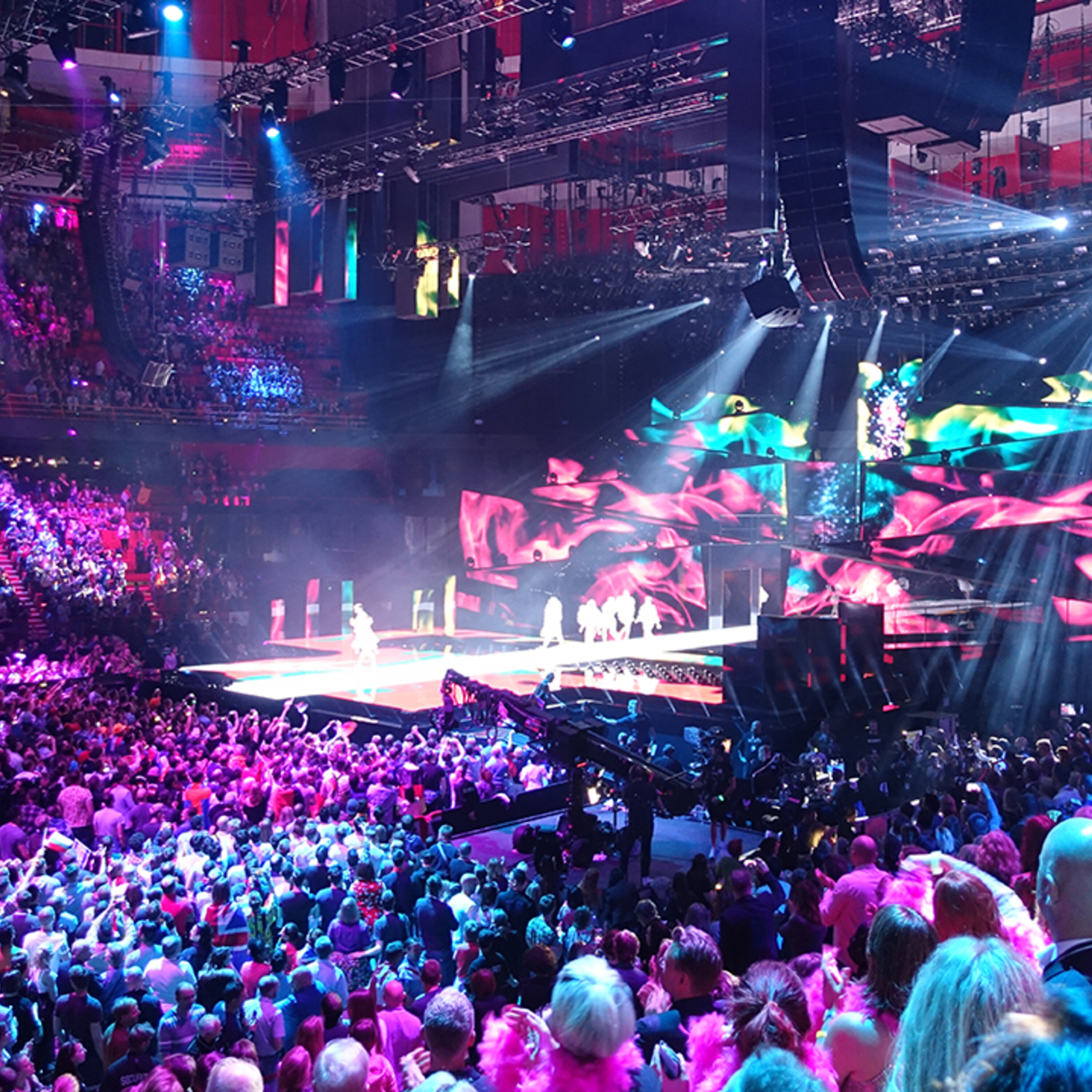 Eurovision – but seriously