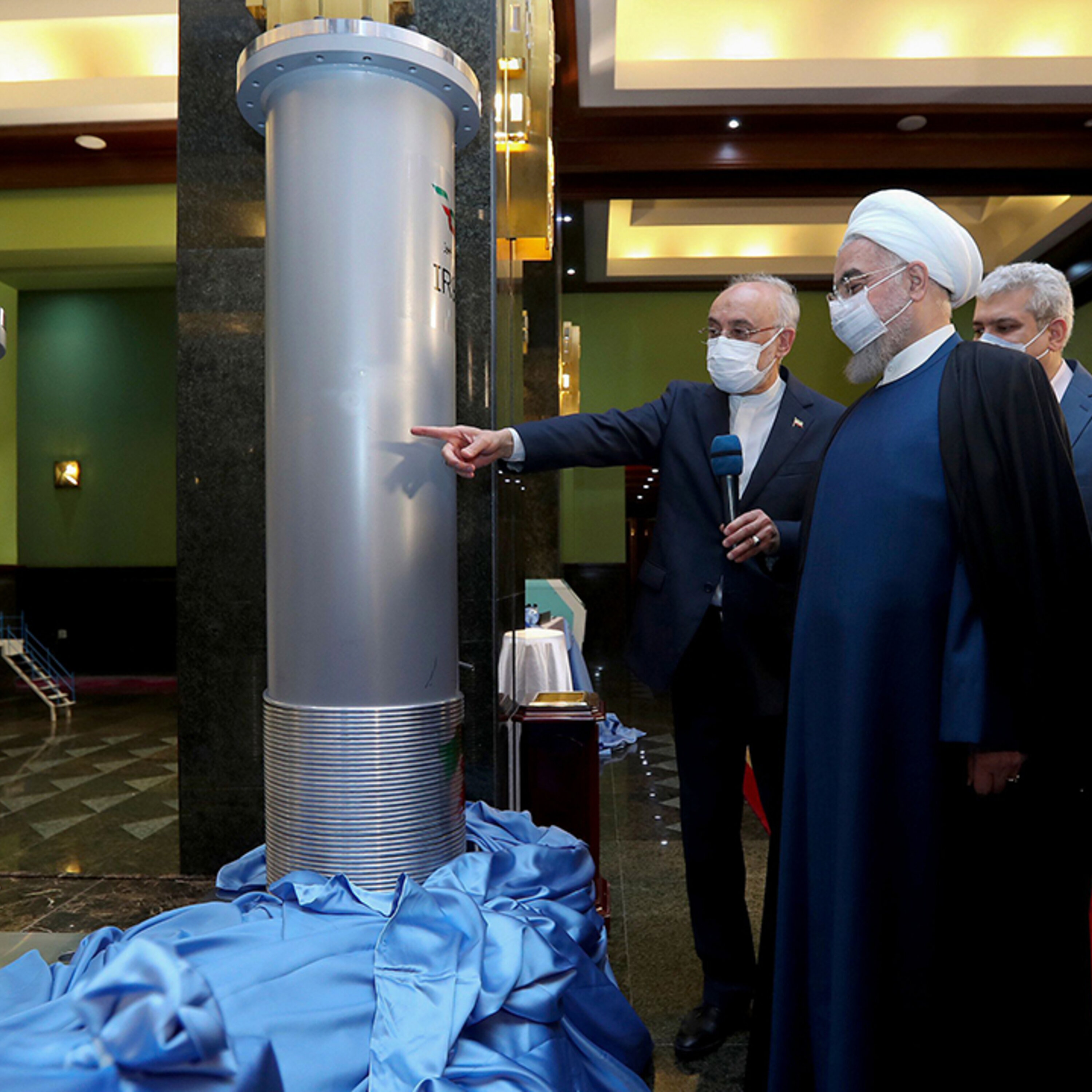 Explainer 261: Who keeps attacking Iran's nuclear facilities?