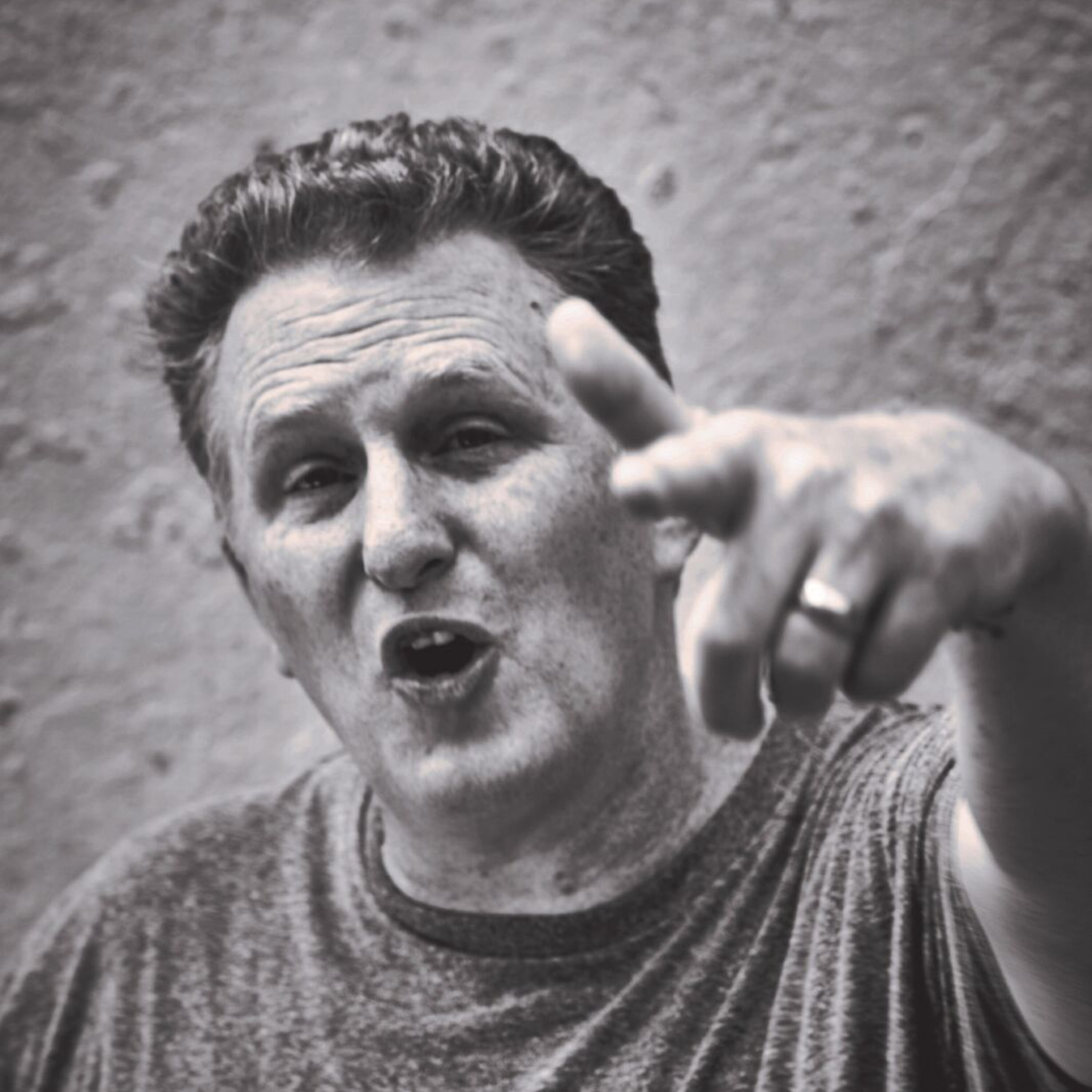 Kelly talks politics and comedy with Michael Rapaport