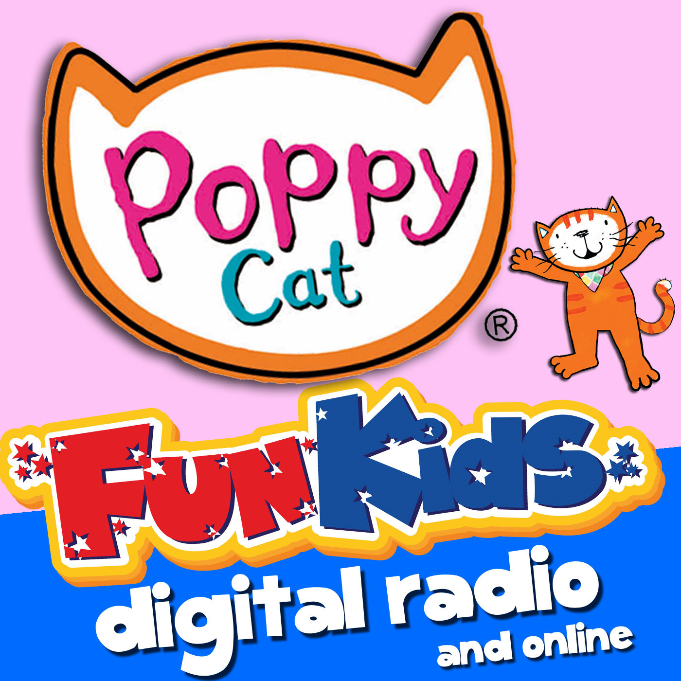 Poppy Cat on Fun Kids