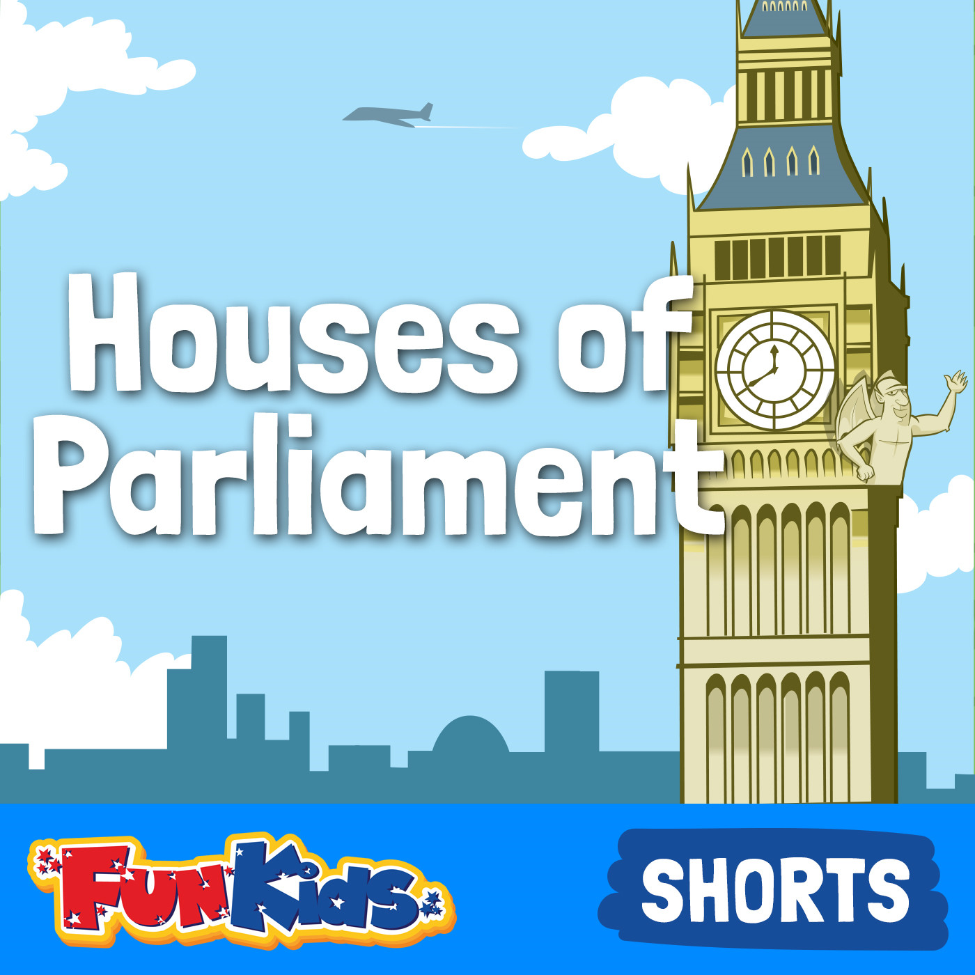 Houses of Parliament: Guide for Kids