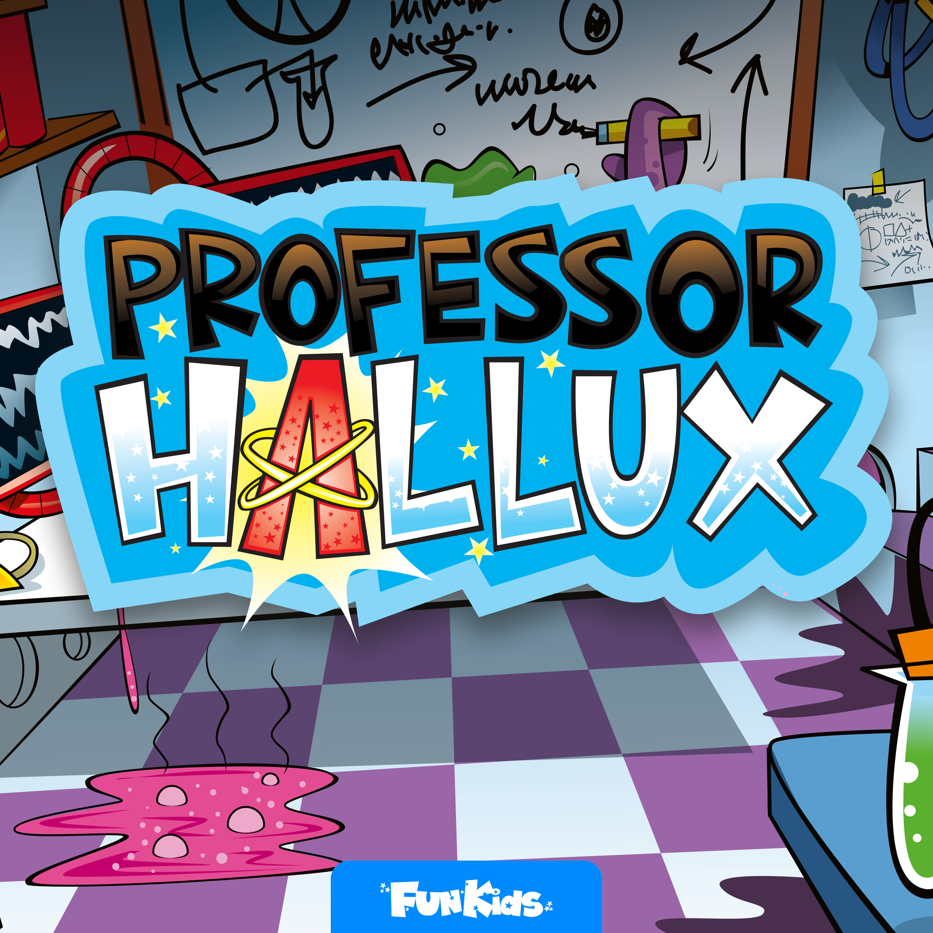 Professor Hallux: The Human Body Podcast for Kids