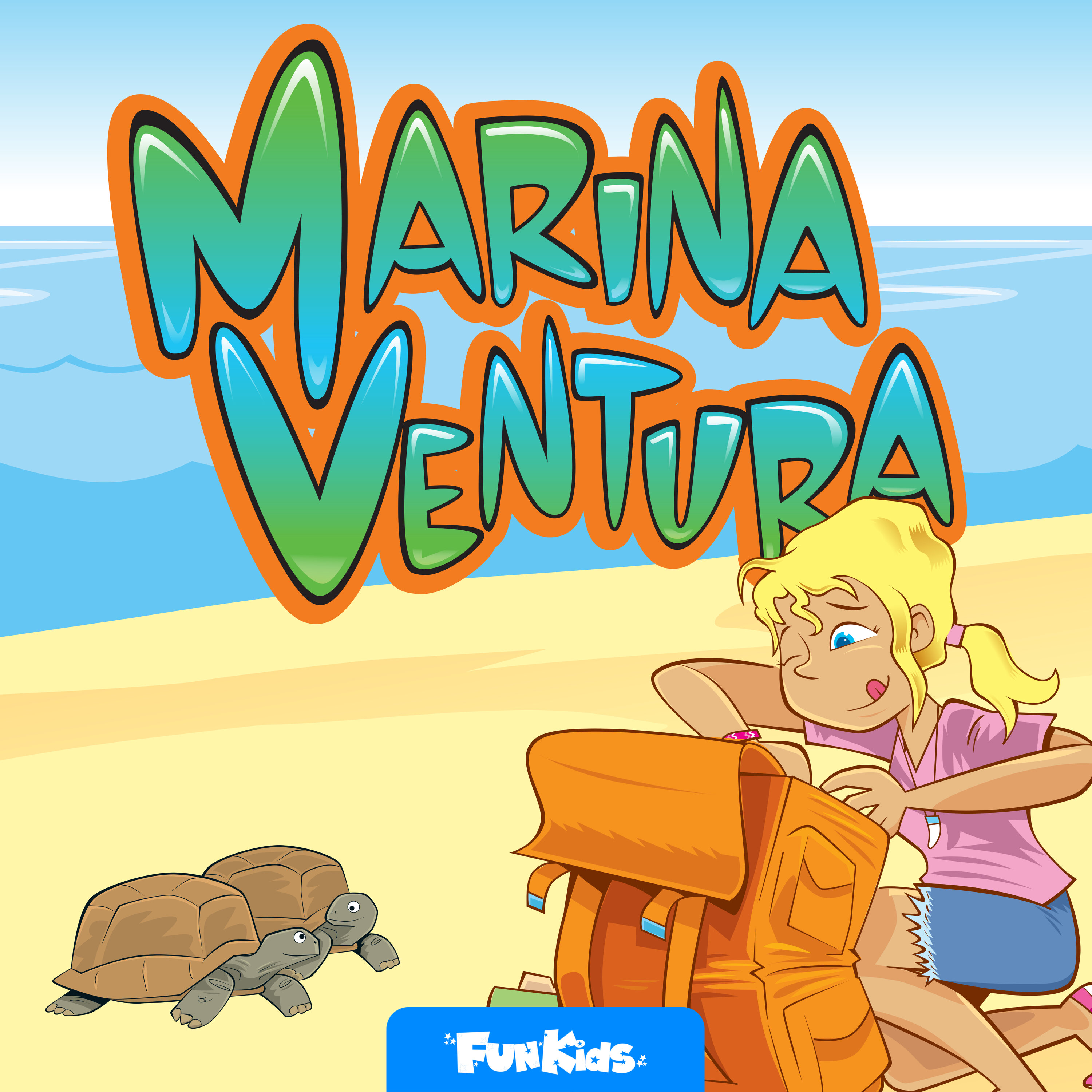 Marina Ventura: Kids Guide to Our Planet