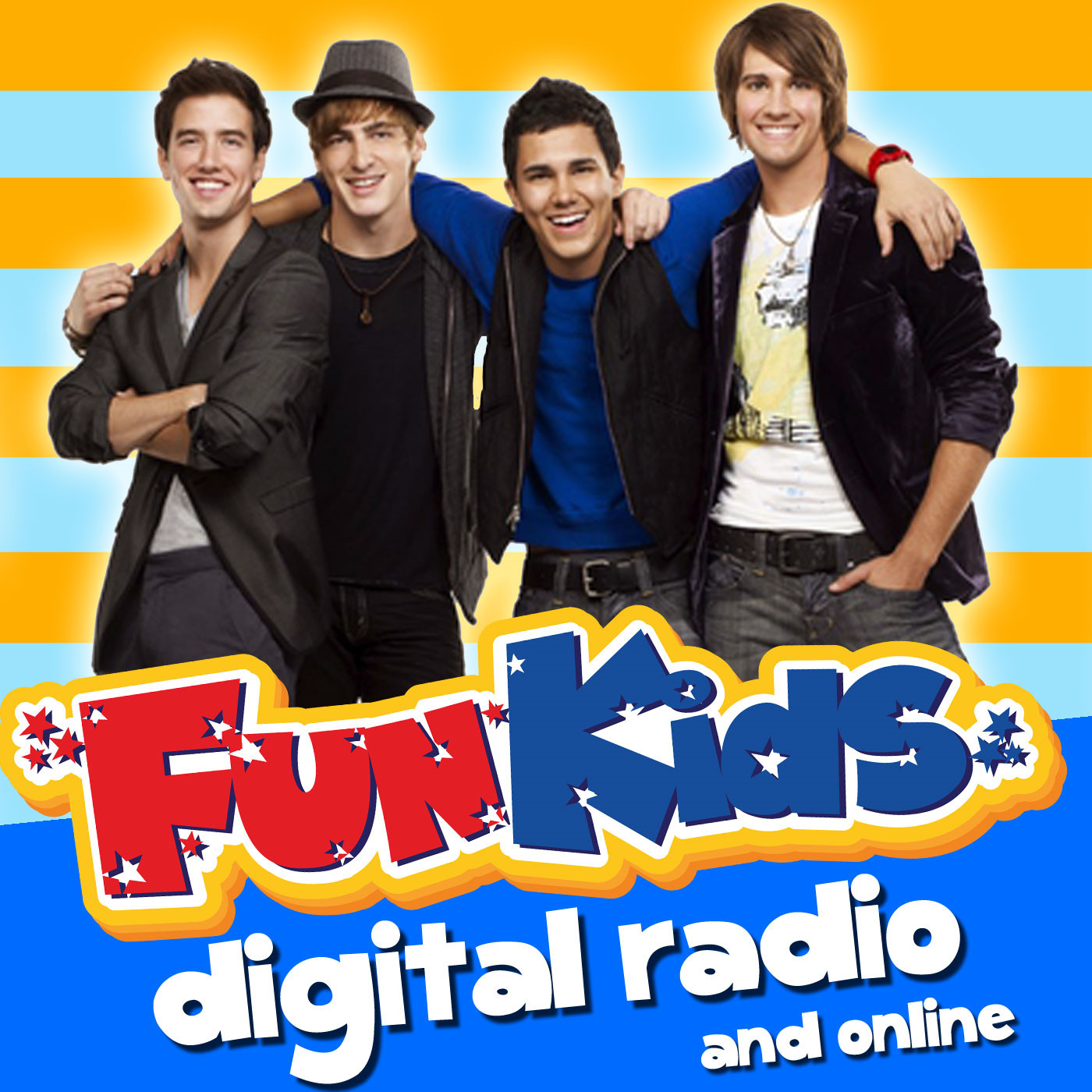 Big Time Rush Interviews from Fun Kids