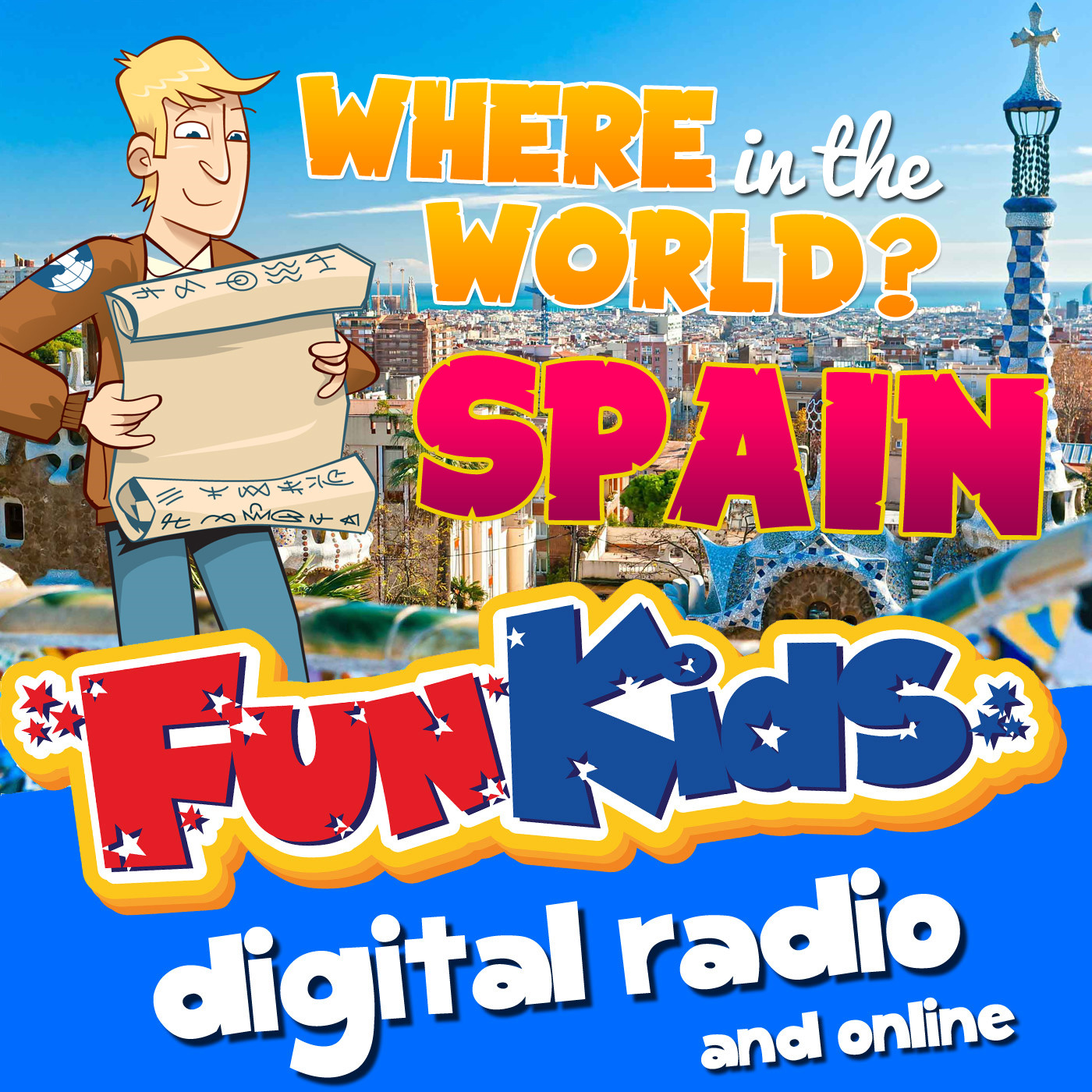 Where in the World? Spain!