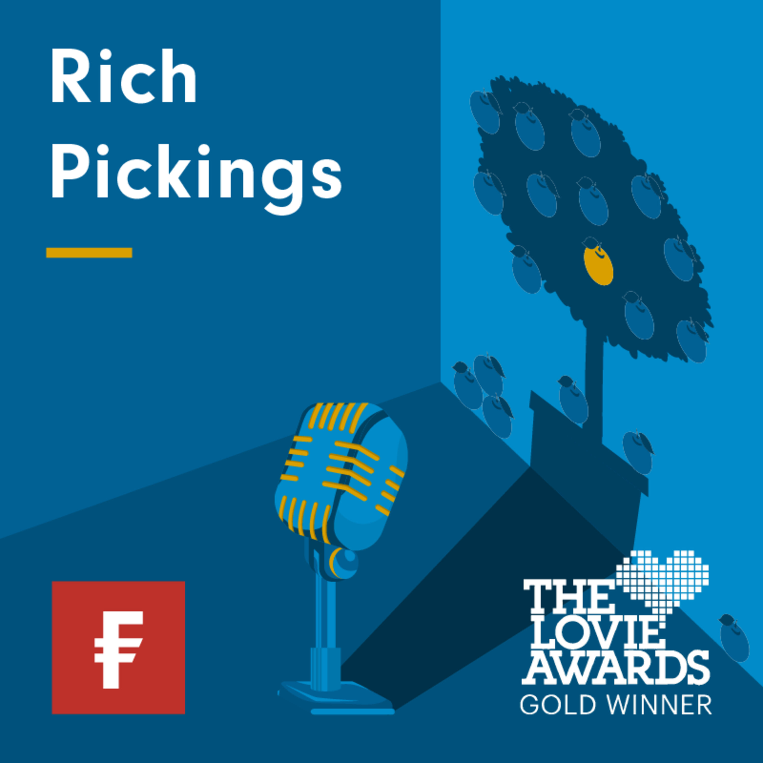 Rich Pickings: Fidelity's Asset Allocation Podcast on Apple