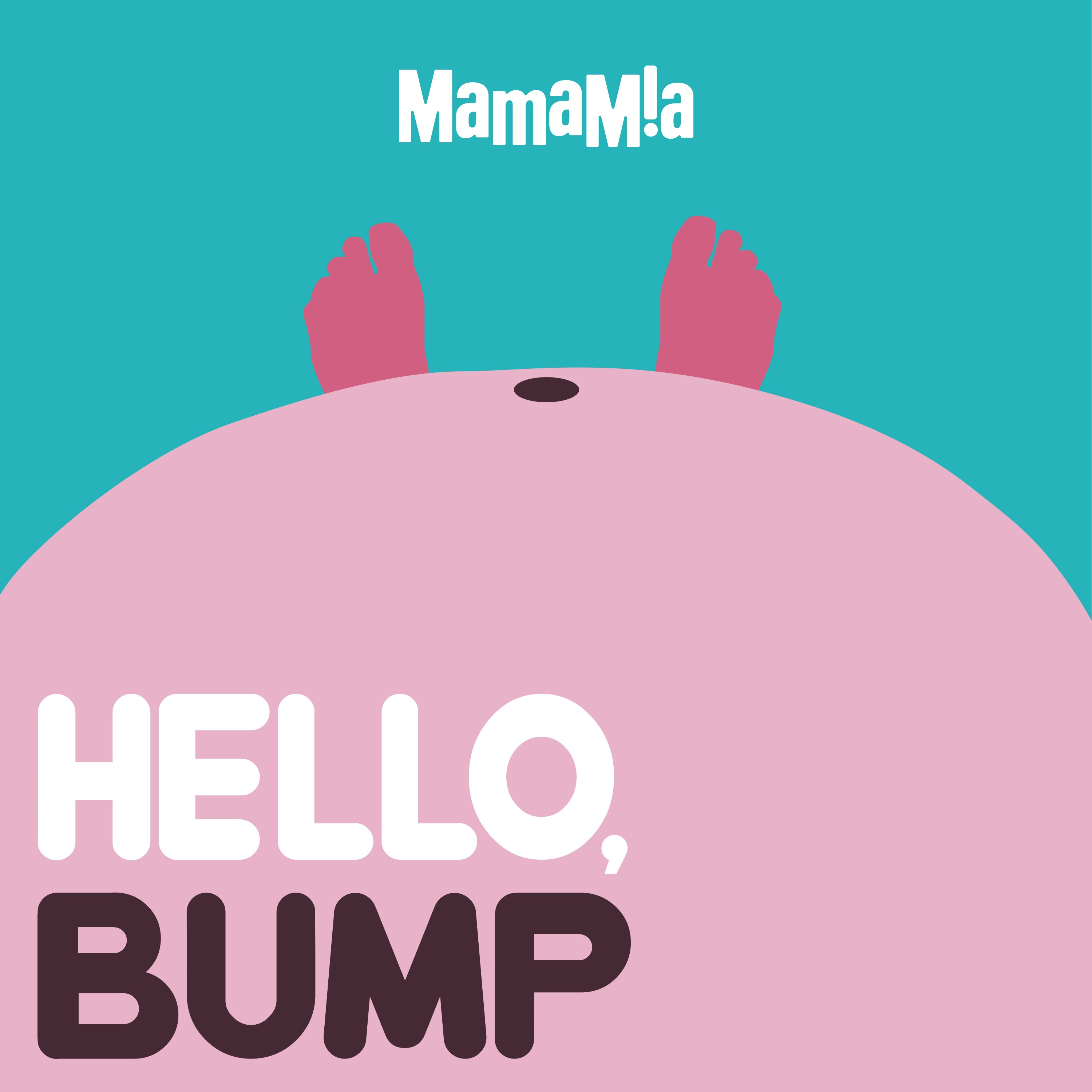 Coming soon... Hello Bump: The Pointy End