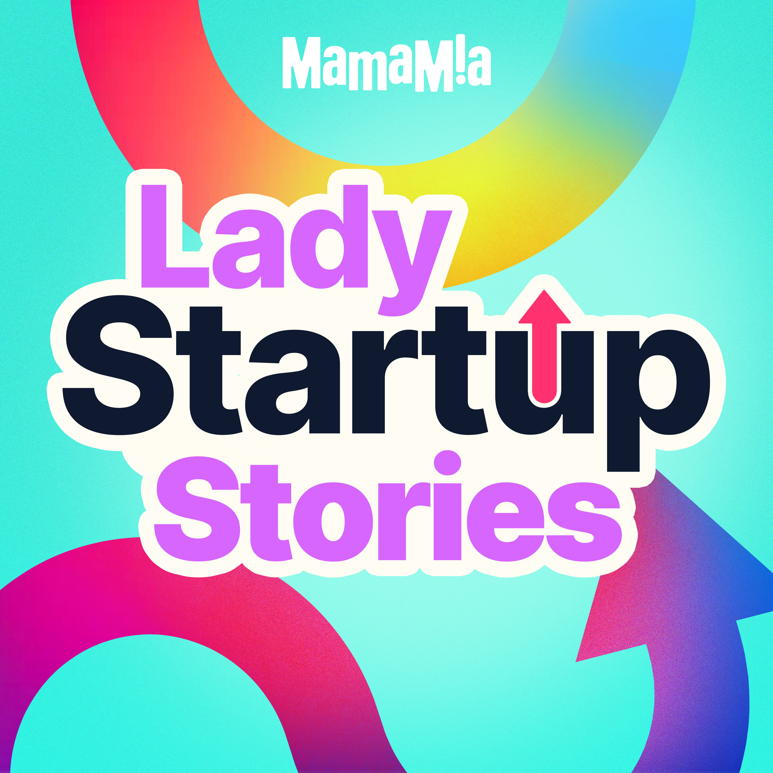 Image result for lady startup podcast