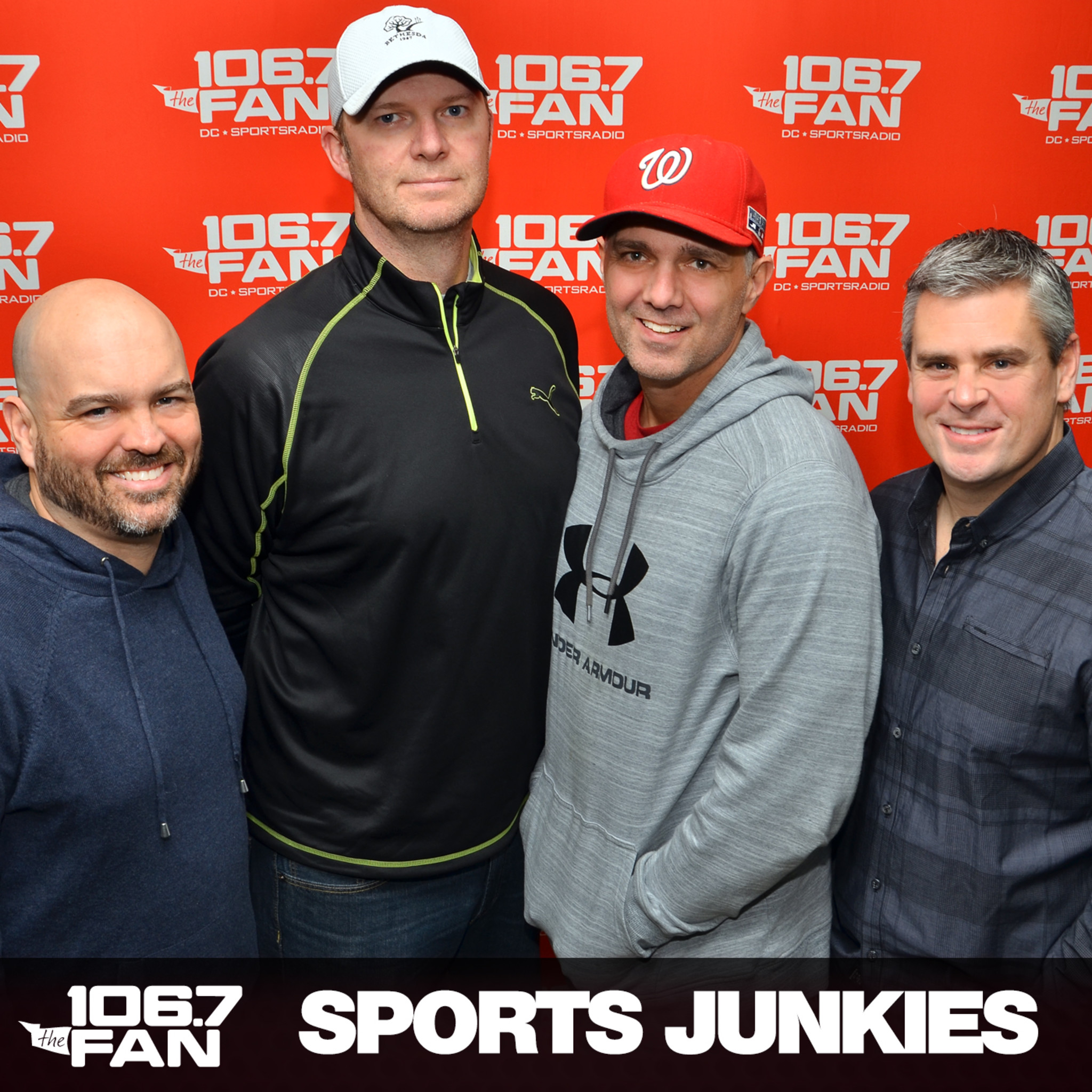 The Sports Junkies Logo