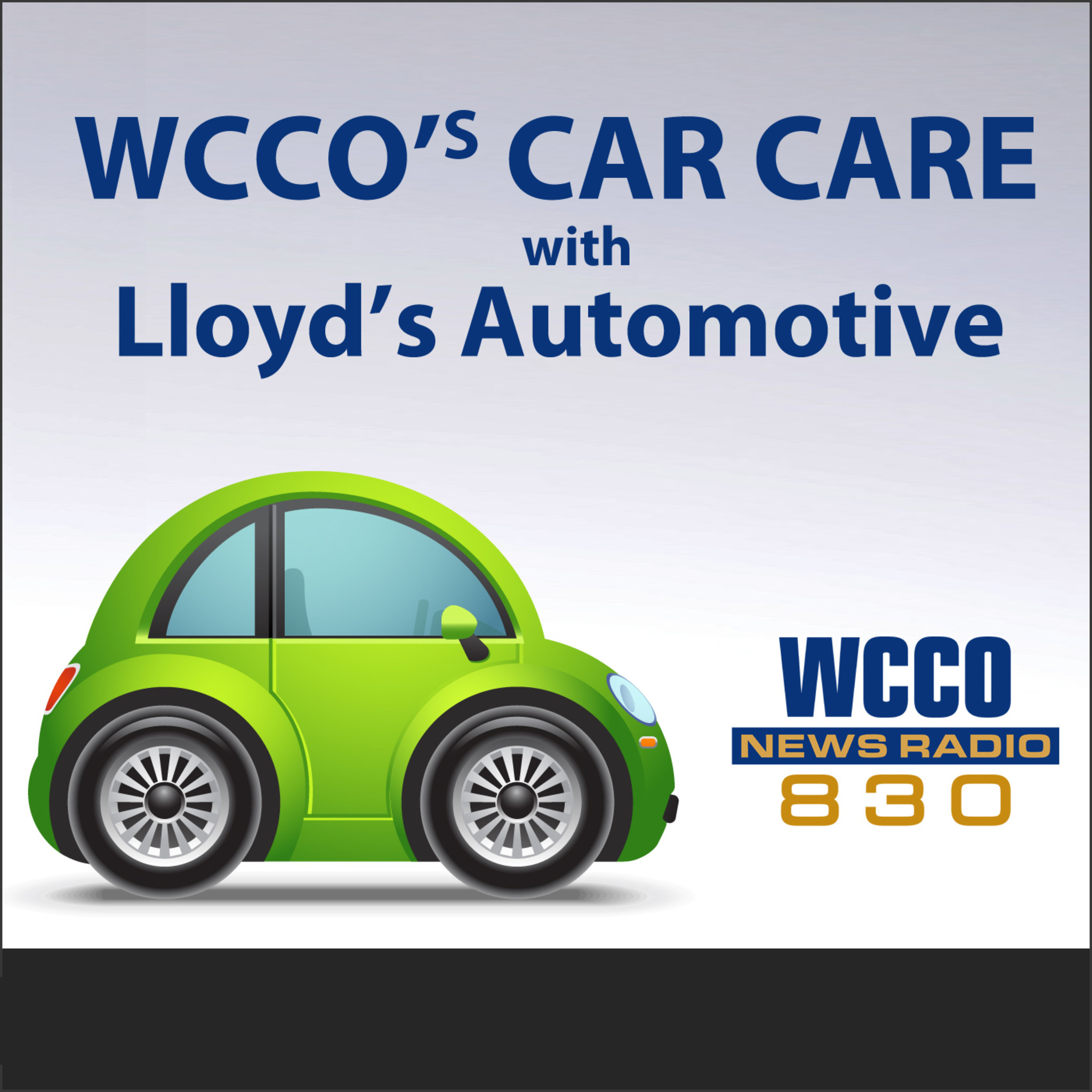 WCCO's Car Care Logo