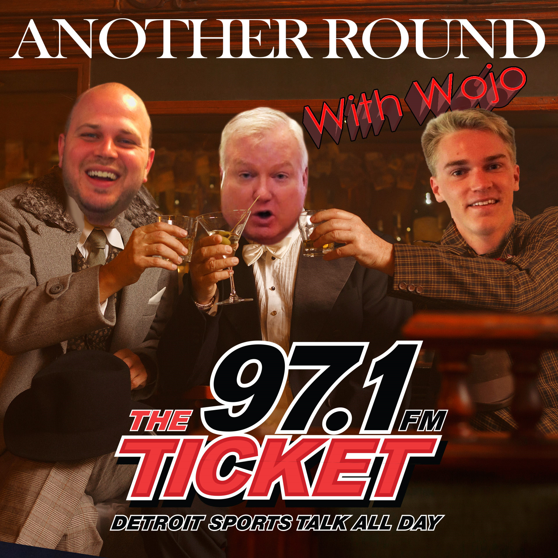 Another Round With Wojo: Detroit Sports, And Basically Everything Else