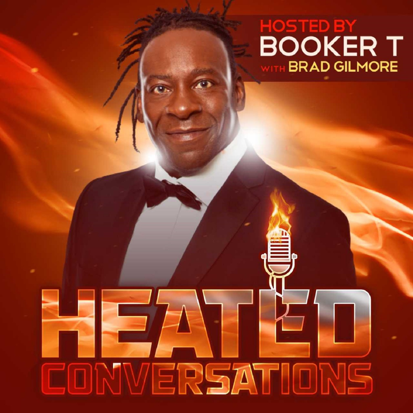 Heated Conversations: Hosted By Booker T