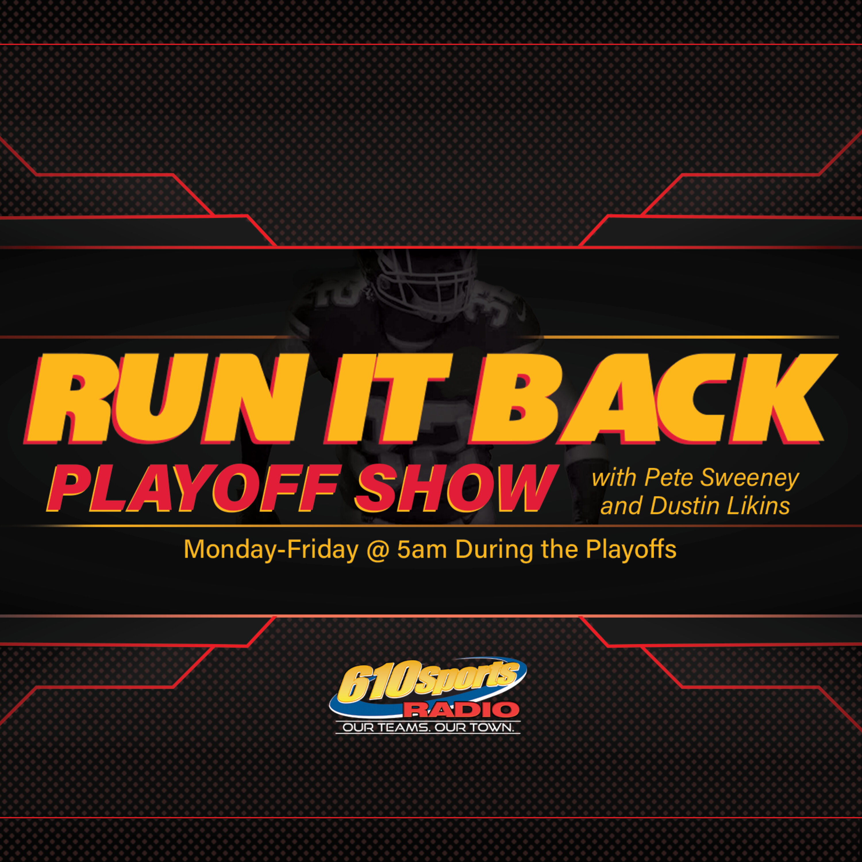 The Run It Back Playoff Show