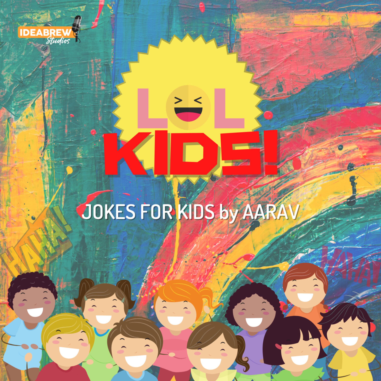 Kids Jokes in English!