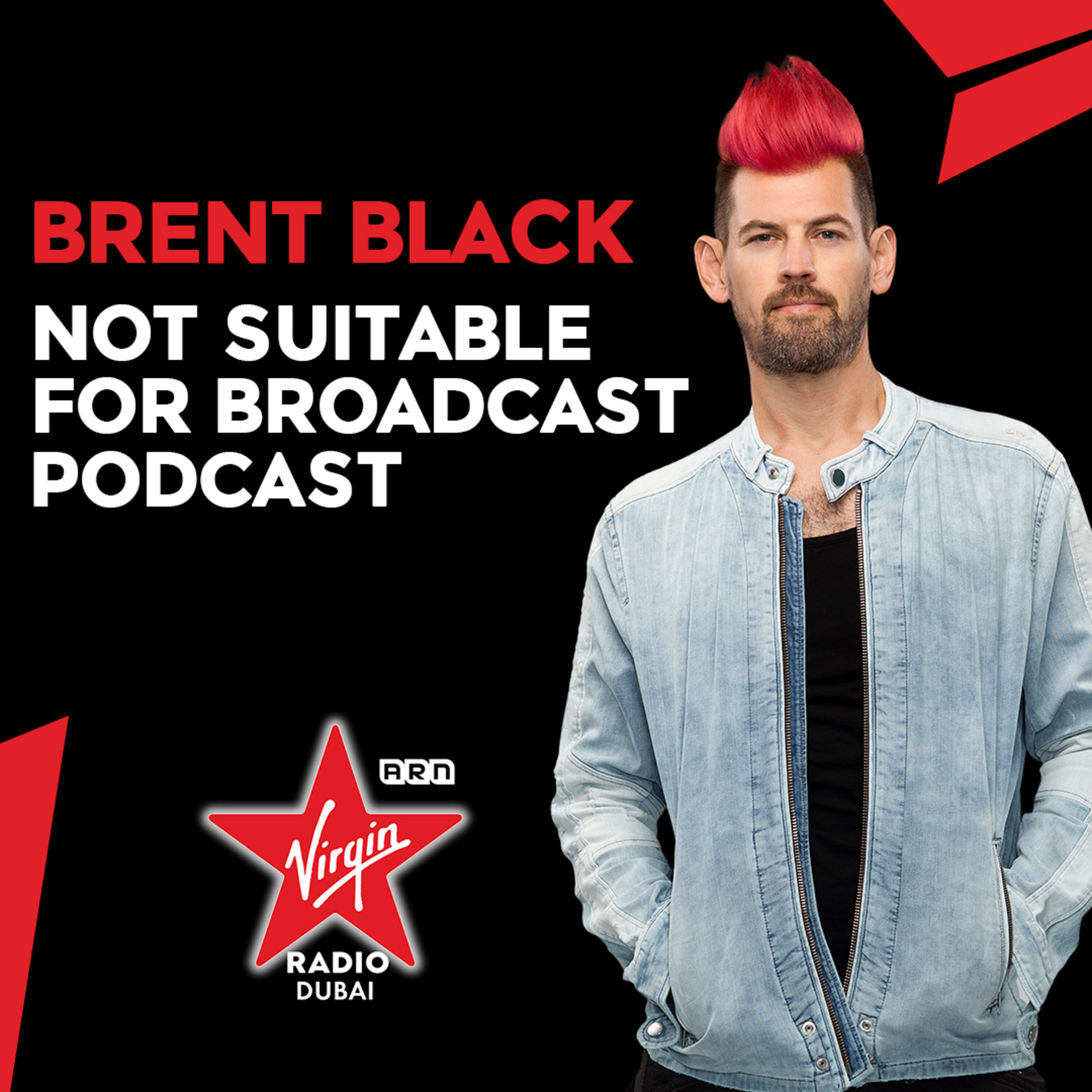 Brent Black's Not Suitable For Broadcast