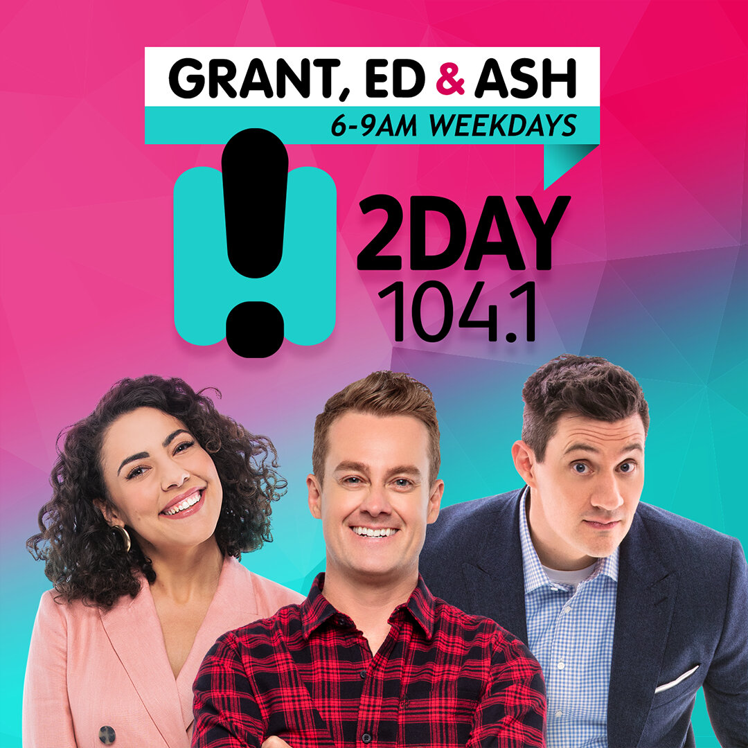 2DayFM Breakfast with Grant & Ed