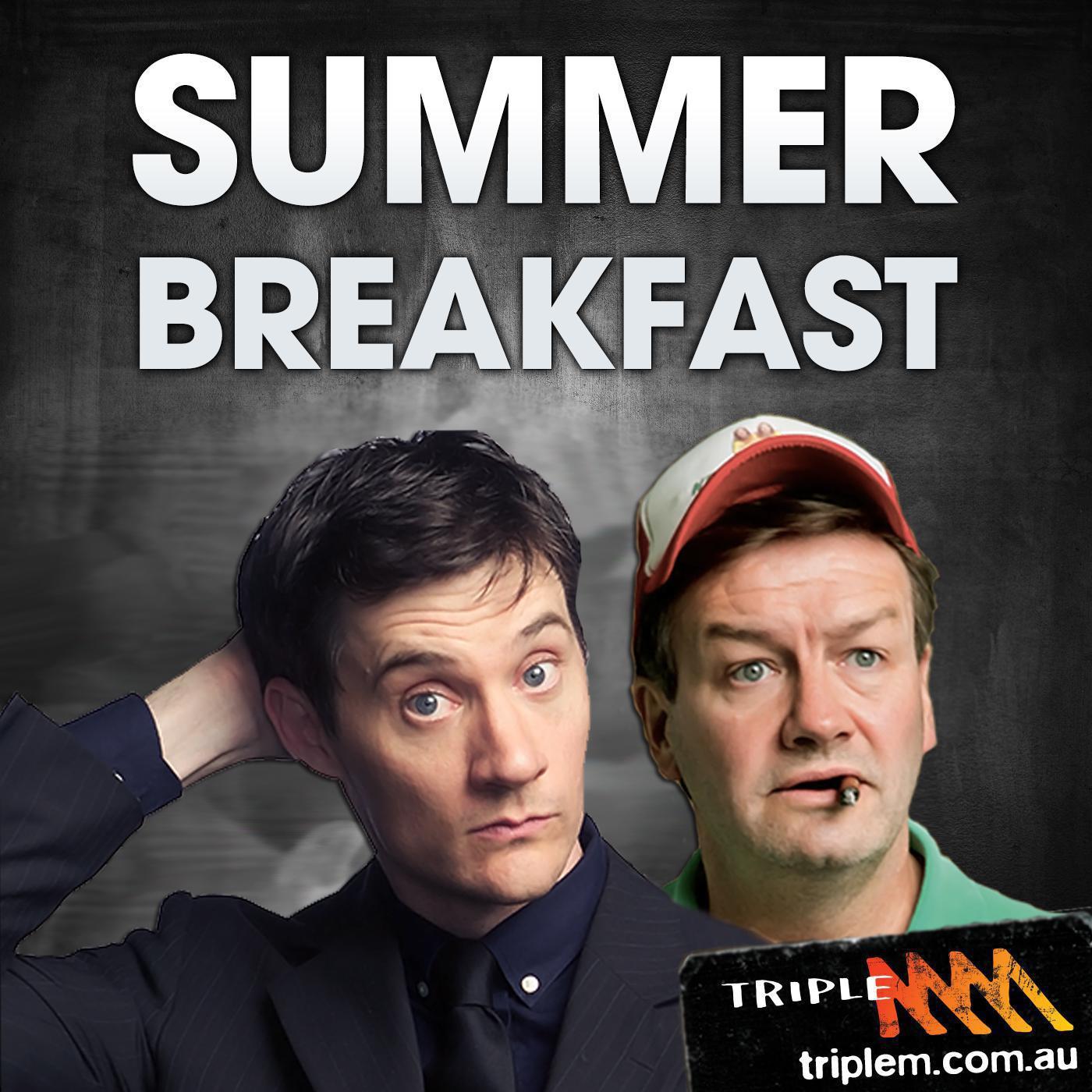 Triple M's Summer Breakfast