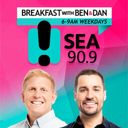 Get Up with Heather, Dan and Ben - hit90.9 Sea FM Gold Coast