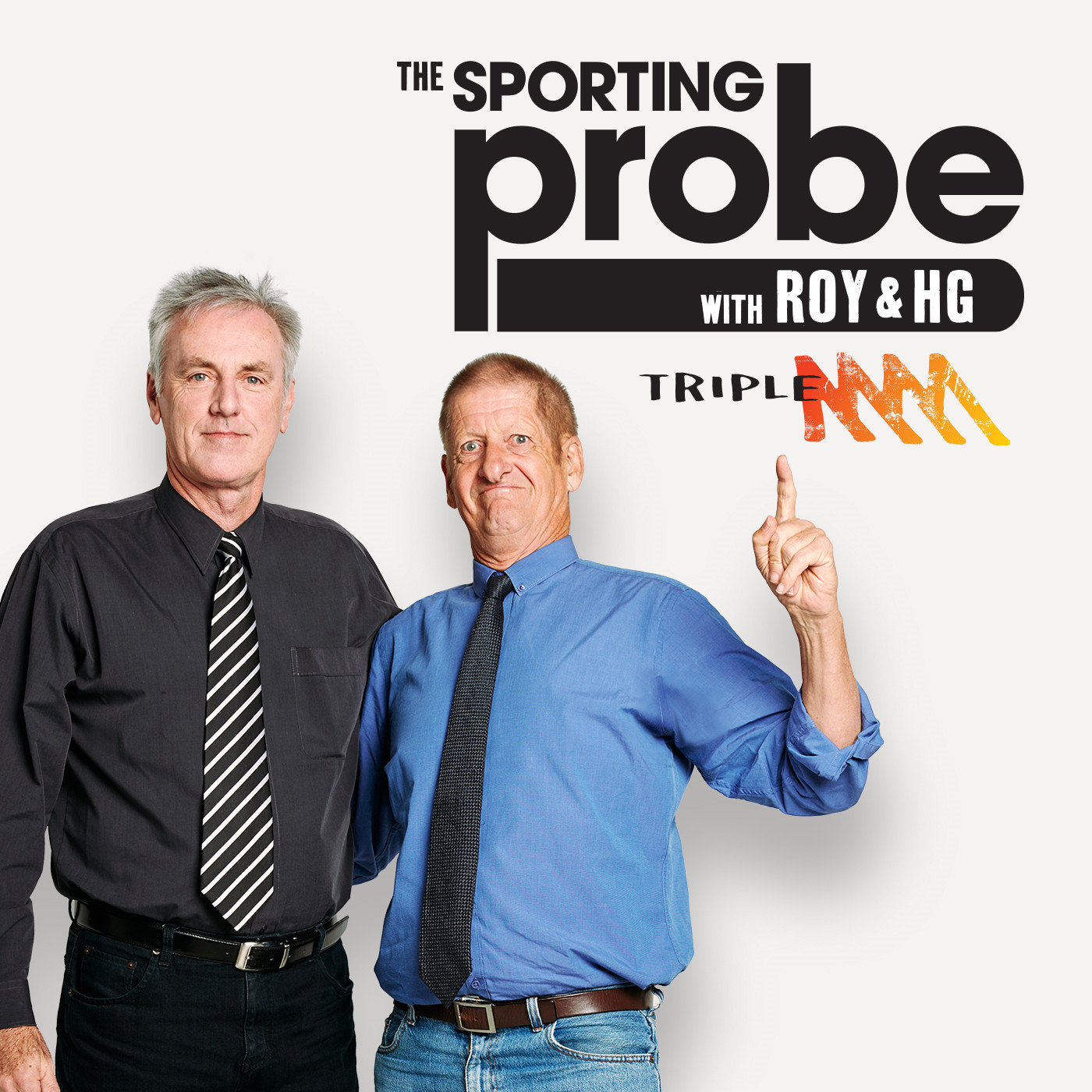The Sporting Probe with Roy & HG