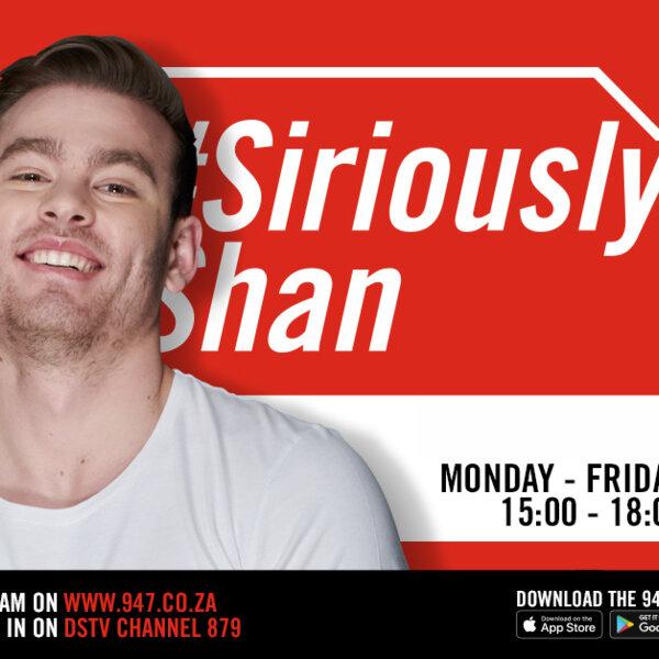 #SiriouslyShan with Shannon on #FreshOn947