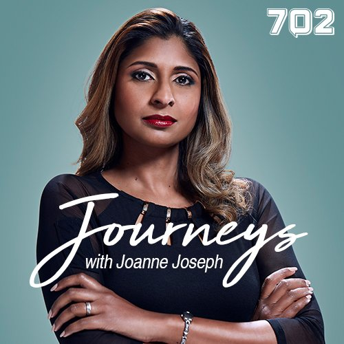 Journeys with Joanne Joseph