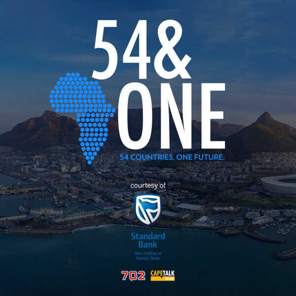 54 and 1 - brought to you by Standard Bank