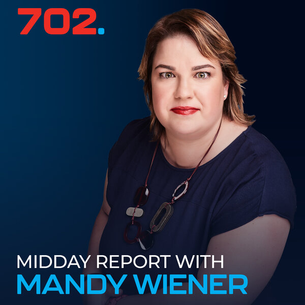 The Midday Report with Mandy Wiener