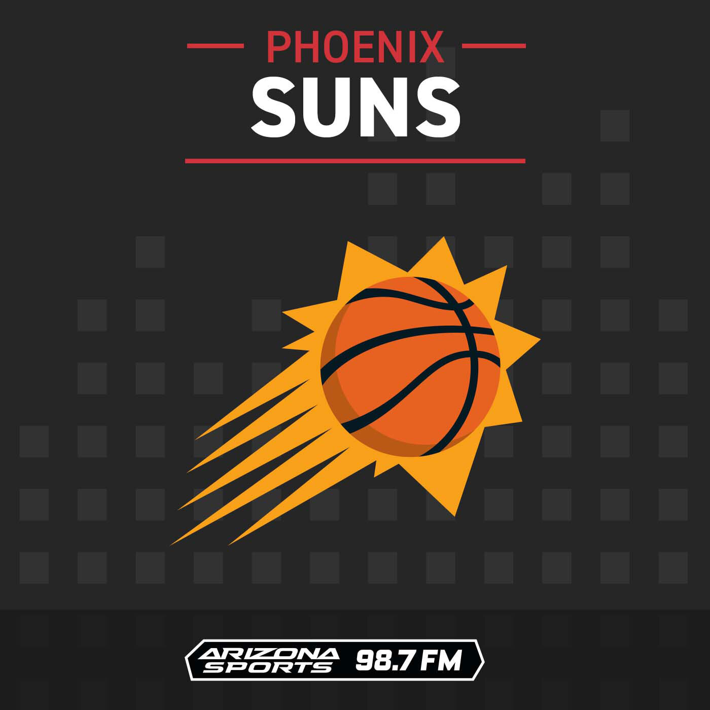 Phoenix Suns Podcast Channel Cover Image