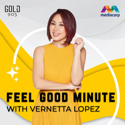Feel Good Minute with Vernetta Lopez