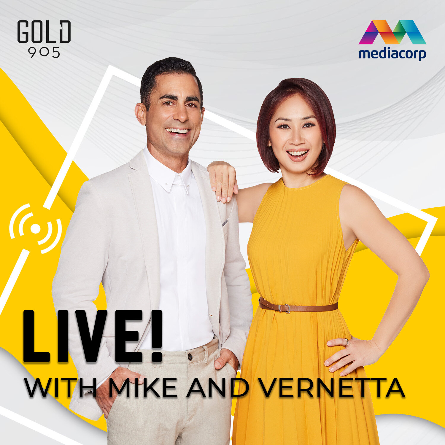 LIVE! With Mike Kasem & Vernetta Lopez