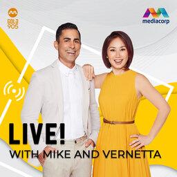 LIVE! With Mike Kasem & Vernetta Lopez
